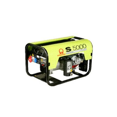 GENERADORE ELECTRICO PORTATIL  MONOFASICO, MOTOR HONDA, 3000 RPM. 4,1 KVA S 5000