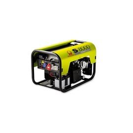 GENERADOR ELECTRICO, PORTATIL, MONOFASICO, MOTOR HONDA, 3000 RPM. 6 KVA  S 8000
