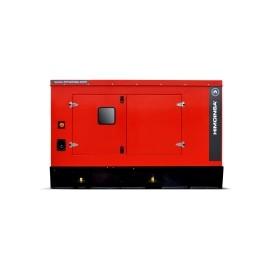 GENERADOR ELECTRICO TRIFASICO INSONORIZADO 61 KVA HHW 75 T5.