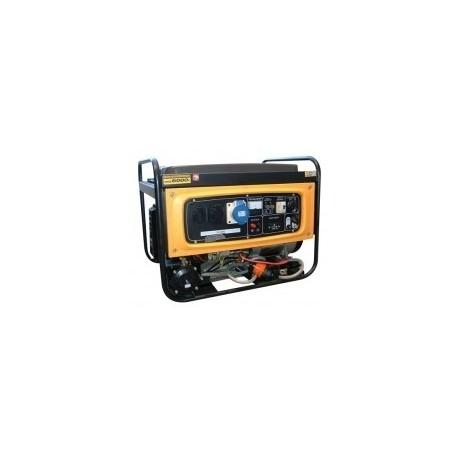KNGE 6000 E3 GENERADOR  5 KVA GAS/GASOLINA