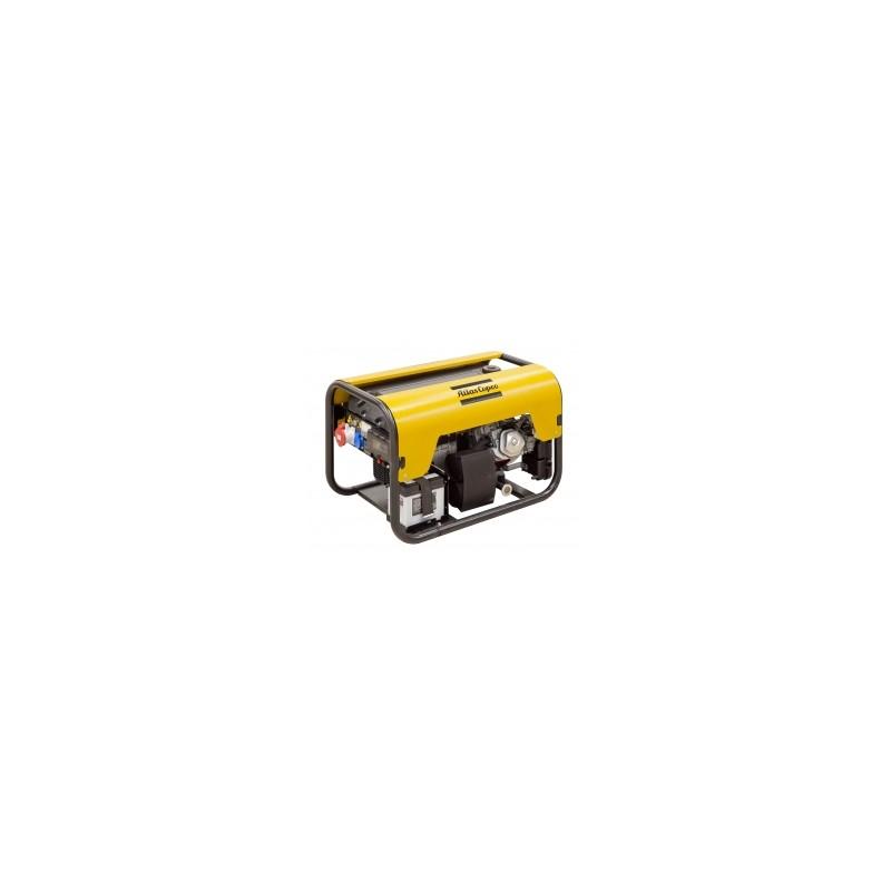 Generador portatil 6 kva cuadro automatico por fallo de red for Generador arranque automatico