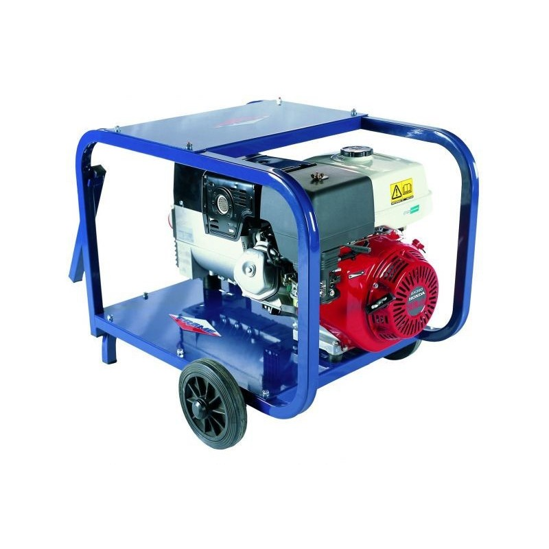Generadores gasolina motor honda for Generador electrico honda precio