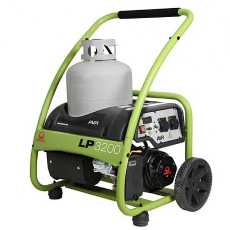 Generador portatil a gas butano propano 2 75 kva glp 3200 - Generador de gas ...